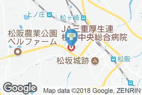 JA三重厚生連松阪中央総合病院(1F)