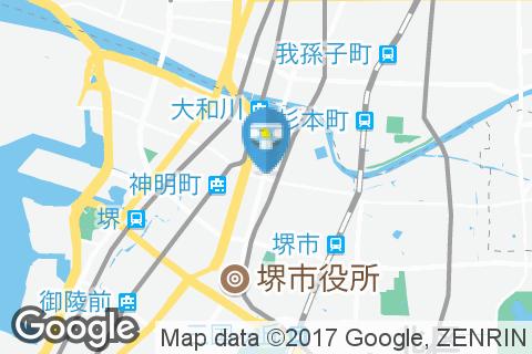 CoCo壱番屋 堺区南清水町店(1F)のオムツ替え台情報