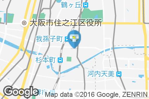 阪急オアシス・あびこ店のオムツ替え台情報