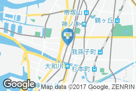 ガスト 住ノ江駅店(1F)のオムツ替え台情報