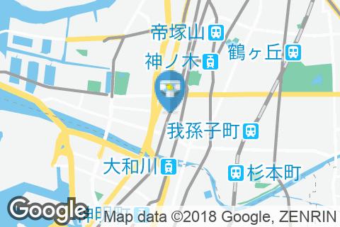 住ノ江駅(改札内)のオムツ替え台情報