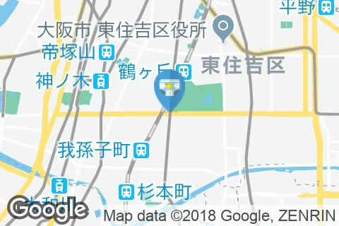 大阪市高速電気軌道 長居駅(改札内)のオムツ替え台情報