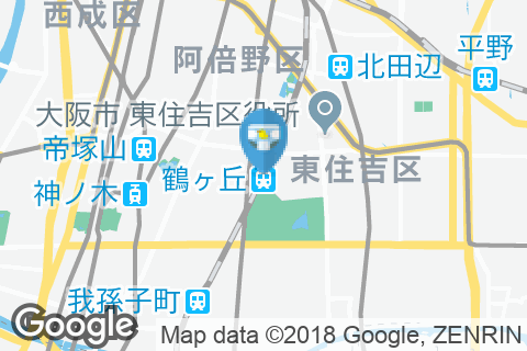 鶴ケ丘駅(改札内)のオムツ替え台情報