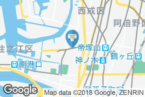 北加賀屋駅(改札内)のオムツ替え台情報