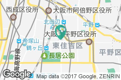 東住吉区役所(1F)の授乳室・オムツ替え台情報