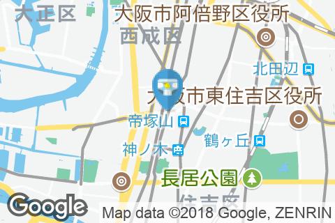びっくりドンキー 帝塚山店(2F)のオムツ替え台情報