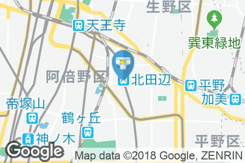 北田辺駅(改札内)のオムツ替え台情報
