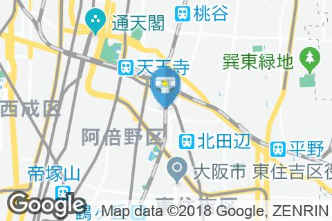 美章園駅(改札内)のオムツ替え台情報