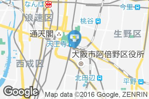 大阪阿部野橋駅(B1F)のオムツ替え台情報