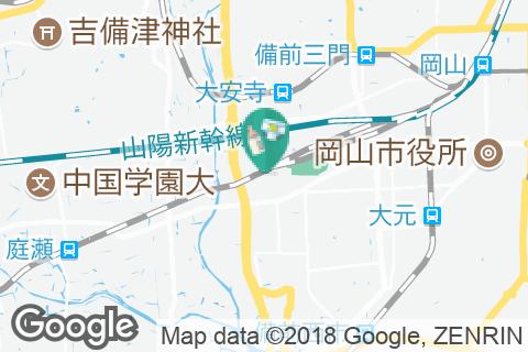 岡山市民病院(2F)の授乳室・オムツ替え台情報