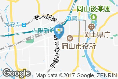 スシロー 岡山大供店(1F)のオムツ替え台情報