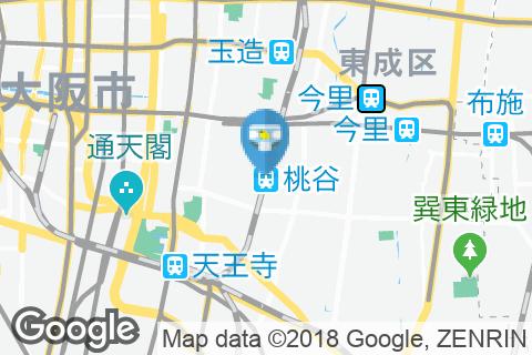 桃谷駅(改札内)のオムツ替え台情報