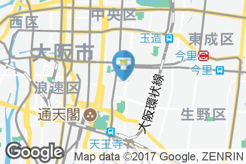 大阪国際交流センターホテル(1F 多目的トイレ)のオムツ替え台情報