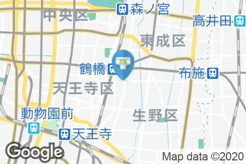 FIVE HOTEL OSAKA(1F)のオムツ替え台情報