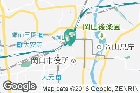 イオンモール岡山店(2F)の授乳室・オムツ替え台情報