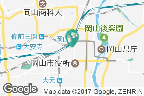 イオンモール岡山店(7階)の授乳室・オムツ替え台情報