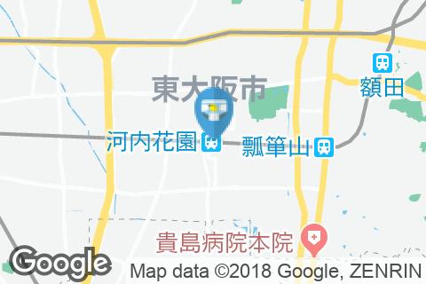 河内花園駅(改札内)のオムツ替え台情報