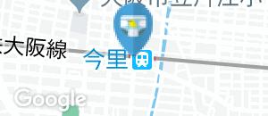 近畿日本鉄道(近鉄) 今里駅(改札内)のオムツ替え台情報