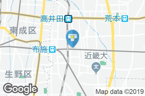 東大阪簡易裁判所のオムツ替え台情報