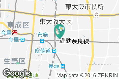 東大阪市西保健センター(2F)の授乳室・オムツ替え台情報