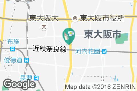 東大阪市立総合病院(1F)の授乳室・オムツ替え台情報