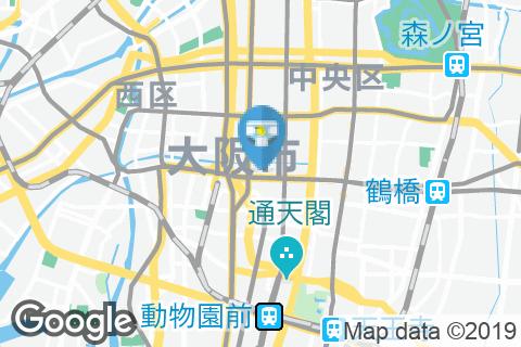 CHOJIRO 法善寺店(2F)のオムツ替え台情報
