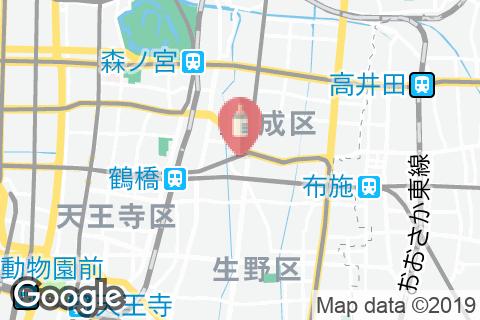 大阪市立 東成区民センターの授乳室情報