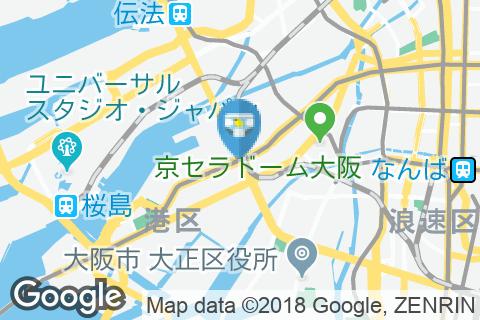大阪市高速電気軌道 弁天町駅(改札内)のオムツ替え台情報