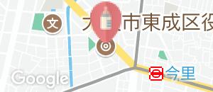 大阪市東成区役所(2F)の授乳室情報