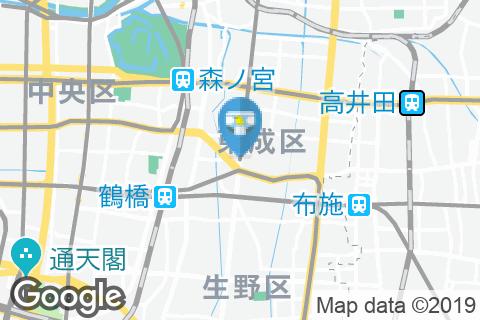 大阪市高速電気軌道 今里駅(改札内)(B1)のオムツ替え台情報