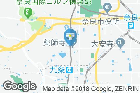 西ノ京駅(改札内)のオムツ替え台情報