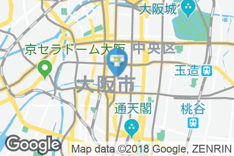 パスタリアーノ 心斎橋店のオムツ替え台情報