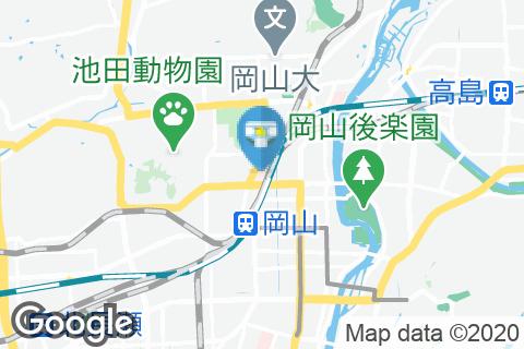 Okayama Saiseikai General Hospital(1F)のオムツ替え台情報