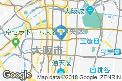 長堀橋駅(改札外)のオムツ替え台情報