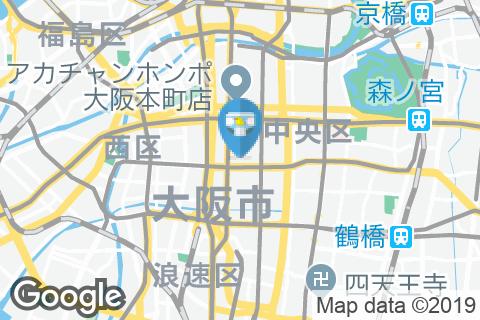 ホテルトラスティ心斎橋(1F)のオムツ替え台情報