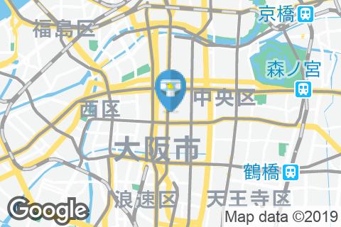 サイゼリヤ 北心斎橋店(3F)のオムツ替え台情報