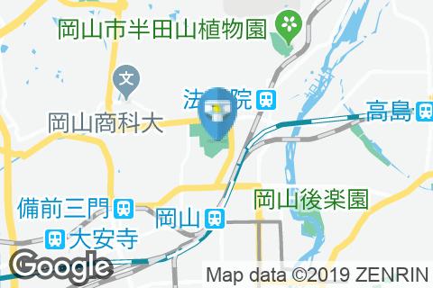 岡山県総合グラウンド(多機能トイレ)のオムツ替え台情報
