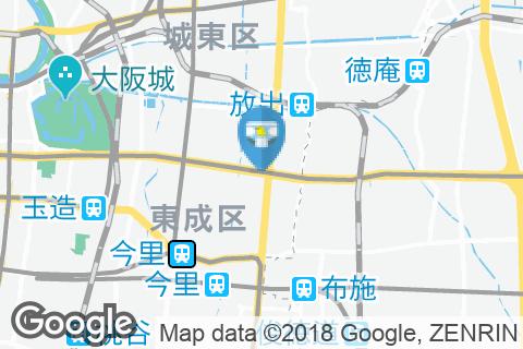 深江橋駅(改札外)のオムツ替え台情報
