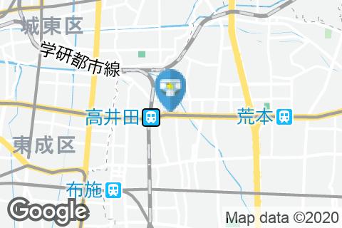 くら寿司高井田店(2F)のオムツ替え台情報