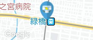 緑橋駅(改札内)のオムツ替え台情報