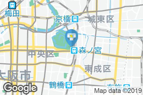 スターバックスコーヒー 大阪城公園森ノ宮店(1F)のオムツ替え台情報