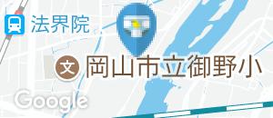 西松屋岡山岡北店(1F)のオムツ替え台情報