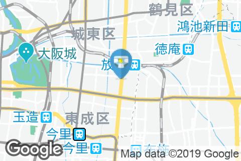 かごの屋深江橋店(2F)のオムツ替え台情報