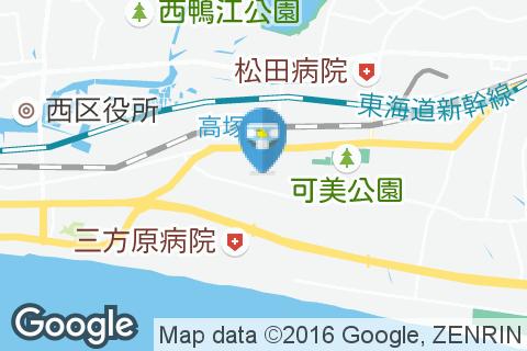 浜松市立可新図書館(1F 多目的トイレ内)のオムツ替え台情報