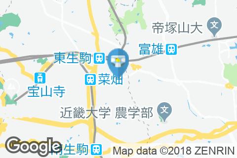 ケーズデンキ東生駒店(2F)のオムツ替え台情報