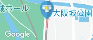 大阪城公園駅(改札内)のオムツ替え台情報