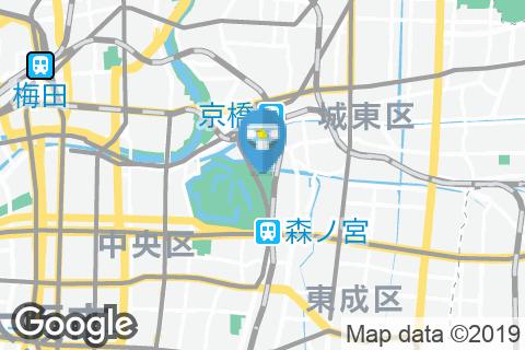 JO-TERRACE OSAKA(2F)のオムツ替え台情報