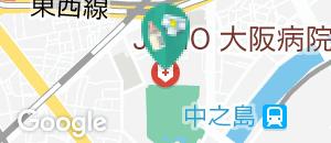 JCHO 大阪病院(3F)の授乳室・オムツ替え台情報