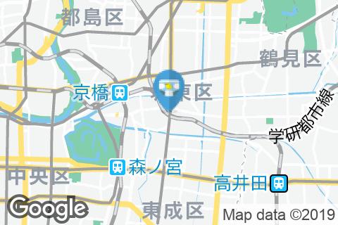 大阪市高速電気軌道 鴫野駅(改札内)(1F)のオムツ替え台情報