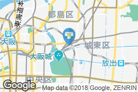 京阪電気鉄道 京橋駅(改札内)のオムツ替え台情報